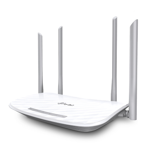 TP-Link Archer C5 AC1200 Router (4 Antenna, 2,4-5GHz, 4port 10/100/1000Mbps, 1xUSB2.0)